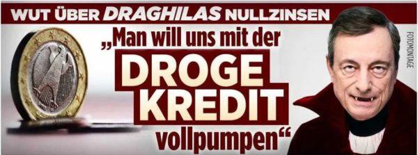 El Banco Central Europeo: tipos negativos, la banca, Alemania