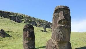 Malthus se baña en el Pacífico: el misterioso caso de la Isla de Pascua