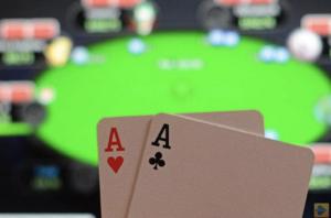 ¿Es el póker un juego de azar?