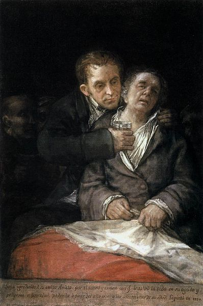 398px-Francisco_de_Goya_y_Lucientes_-_Self-Portrait_with_Doctor_Arrieta_-_WGA10093
