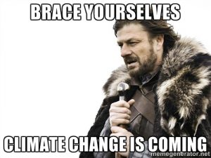 La única prioridad del nuevo gobierno: el cambio climático