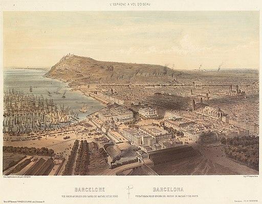 La desigualdad a largo plazo en Barcelona: 1481-1880