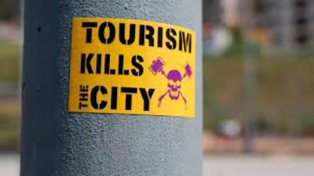 Turismofobia malintencionada y malavenida.