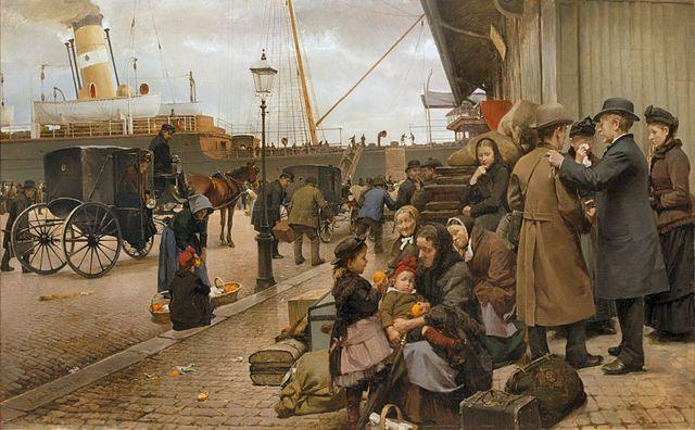 Migraciones, individualismo y sociedad