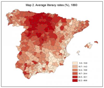 La sombra de la historia es alargada: Desigualdad y educación en España