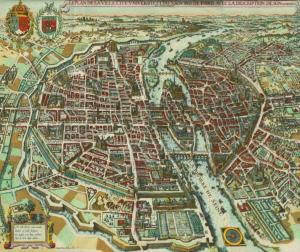 El papel de las guerras en la urbanización de Europa