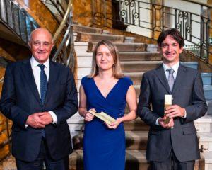 XIX Premio Fundación Banco Sabadell a la Investigación Económica - Eduardo Morales