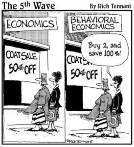 ¿Está envejeciendo mal la Economía del Comportamiento?