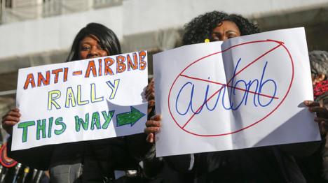 El efecto Airbnb en el mercado de alquiler de vivienda: ¿Es Madrid diferente?