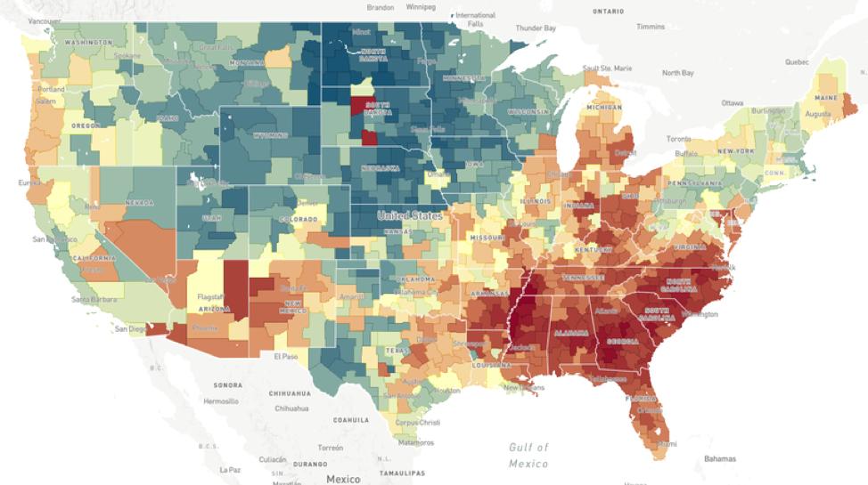 Un atlas de oportunidades