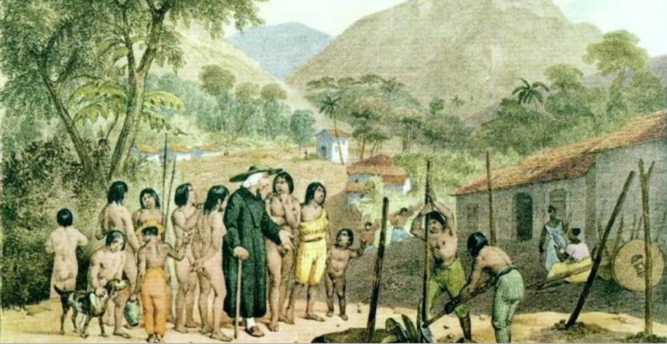 El efecto de las misiones jesuitas en el capital humano