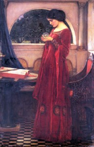 John_William_Waterhouse_Crystal_Ball