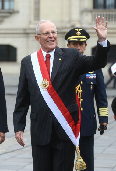 Pleito de Poderes en el Perú