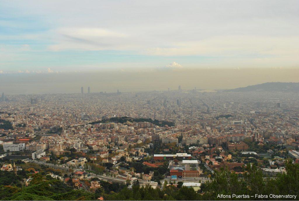 PollutionBarcelona