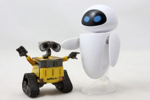 Hasta los robots buenos se pelean