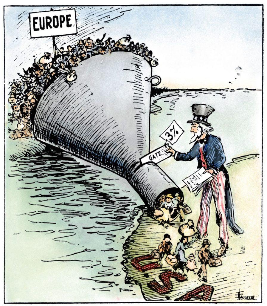 Los efectos a largo plazo de la inmigración