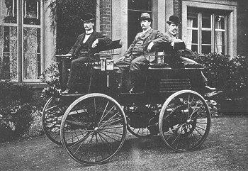 Brufau y el coche eléctrico