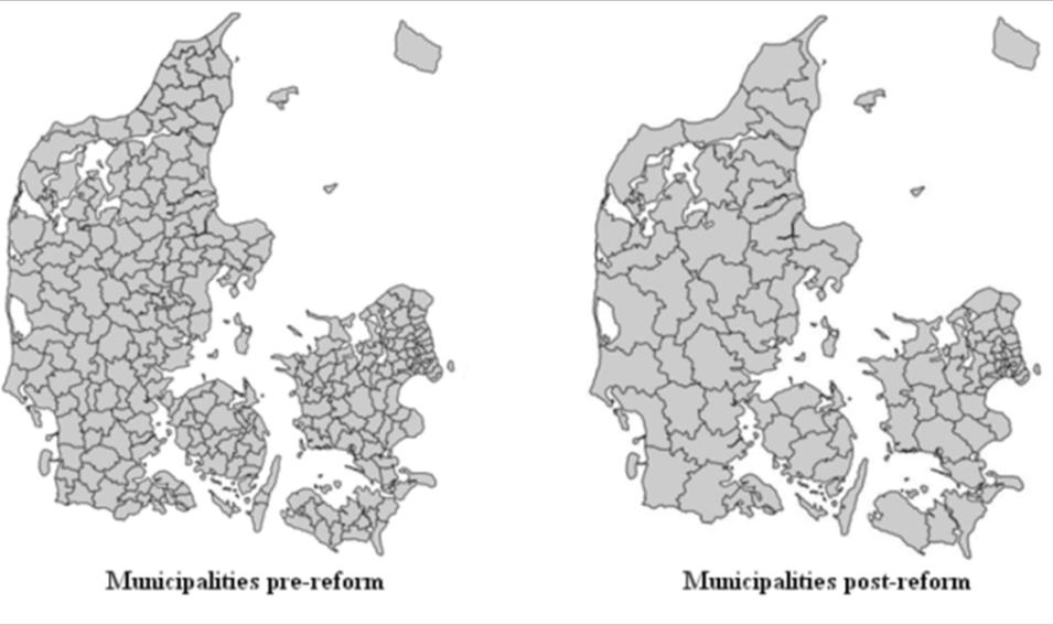 Corrupción Municipal (¡En Dinamarca!)