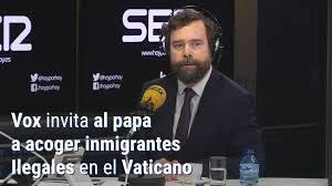 Vox y la inmigración