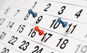Efectos de calendario en la contratación laboral y en los despidos