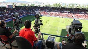 El reparto de los ingresos por retransmisiones deportivas