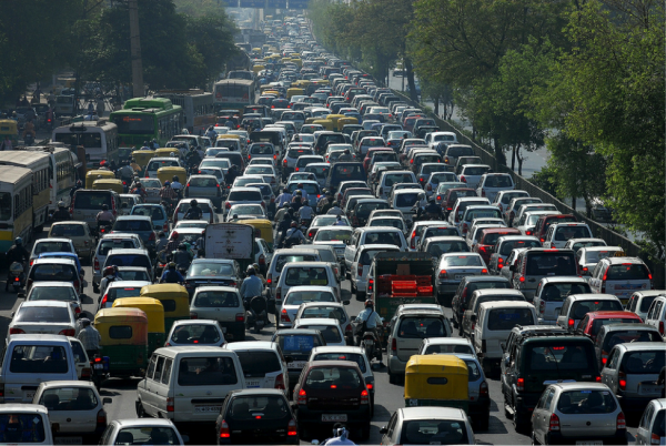 Contra la congestión, peajes en las ciudades