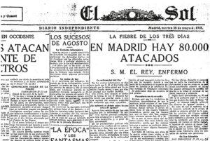 El impacto a largo plazo del COVID a la luz de la Gripe Española de 1918
