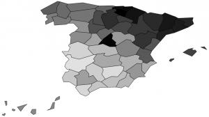 El final de la convergencia regional en España