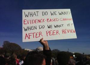evidence based change