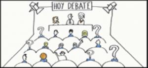 Debate sobre el empleo juvenil en España