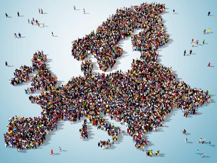 Una foto de la inmigración en Europa y en España