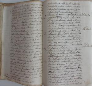 Fuente: Actas de Clasificación y Reemplazo (1879), Archivo Municipal de Zalamea la Real (Huelva)