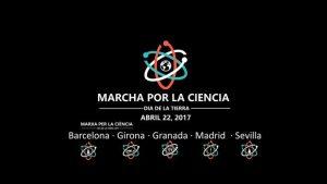 Yo voy a la Marcha por la Ciencia