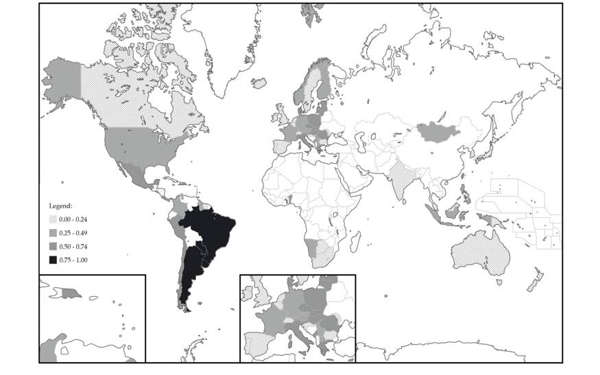 La inmunidad de los políticos y la corrupción: un viaje alrededor del mundo
