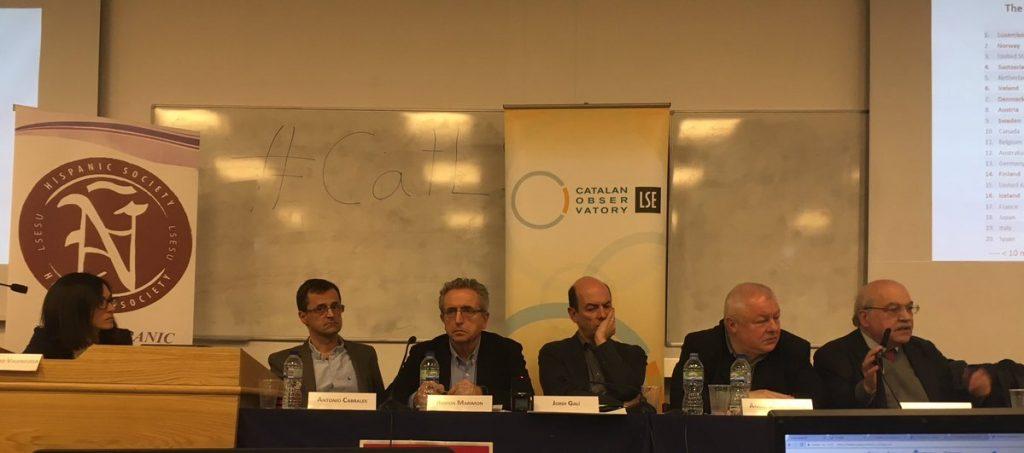 Las dimensiones económicas de la crisis catalana