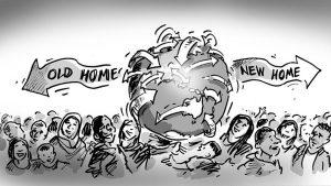 Votando con los pies: flujos migratorios y felicidad