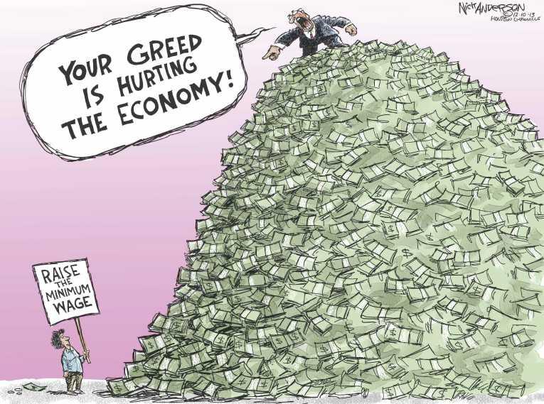 El aumento del salario mínimo: no tan trivial