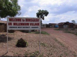 Buenas intenciones y ayuda al desarrollo: El caso de los Pueblos del Milenio en Ghana