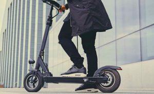 ¡No tan rápido! - Los patinetes eléctricos en Madrid (I)