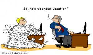 Vacaciones y/o empleo