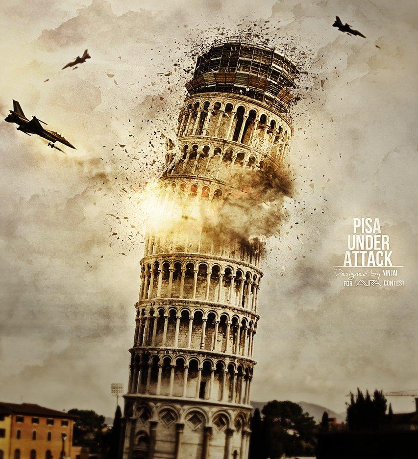 PISA under attack
