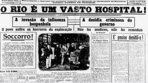 Lecciones de la Gripe de 1918 para los países en desarrollo