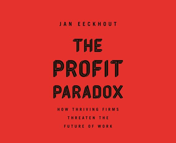 The profit paradox: o de cómo la falta de competencia nos hace más desiguales y más pobres