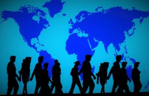 Acoger (pocos) refugiados reduce el voto antinmigración