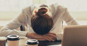 Falta de sueño y pérdidas de productividad