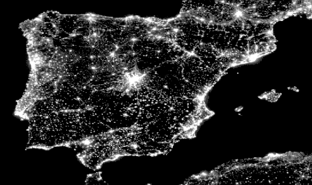 spain_nightlight