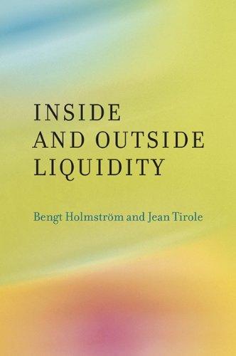 Liquidez Interna y Externa (I)