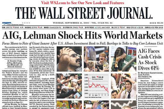 Diez años después de Lehman Brothers: Consecuencias y nuevas crisis